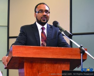 """Finance PS Isaac Anthony described the situation as """"unfortunate."""""""