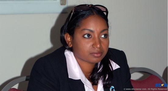 UN Ambassador Menissa Rambally