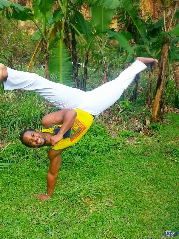 If Danny Augustin has his way, Capoeira may soon be taking St Lucia by storm!