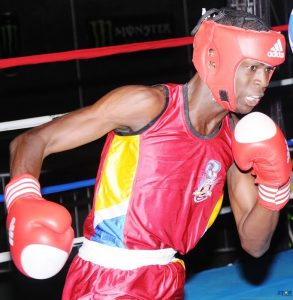 "Lyndell ""The Russian"" Marcellin"
