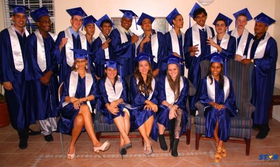 ISSL Graduation Class of 2013
