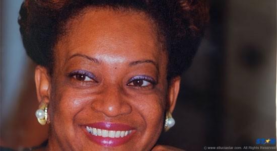 Former Attorney General Lorraine Williams.