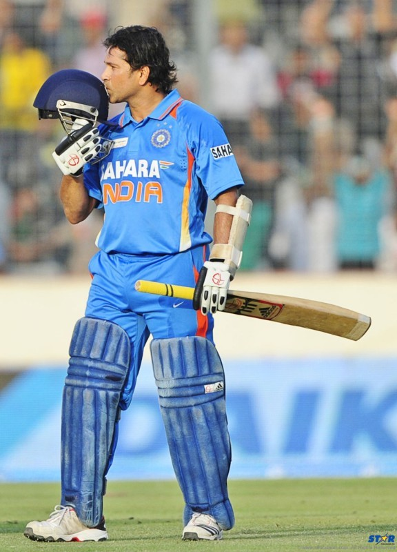 India batsman Sachin Tendulkar is approaching his 200th Test Match.