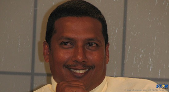 Castries South MP Guy Joseph represented the opposition leader Stephenson King at water meeting.