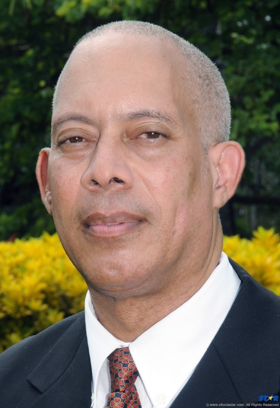 Justice Minister Phillip La Corbiniere.