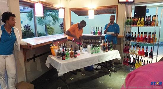 Cocktail Exposure at Delirius.