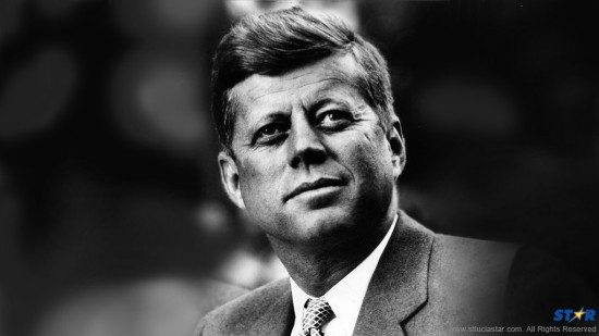 The assassination of JFK was 'the day America lost its innocence'according to many.