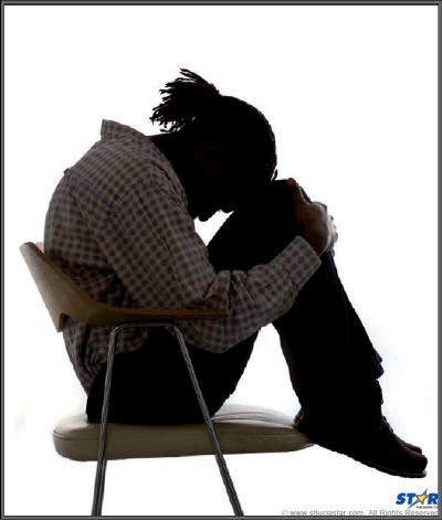 Diagnosing the symptoms is just the start.  Treating depression...well in Saint Lucia that's another matter.