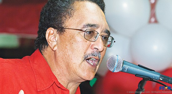 SLP leader Kenny Anthony: Has his government found the UWP's Achilles heel?