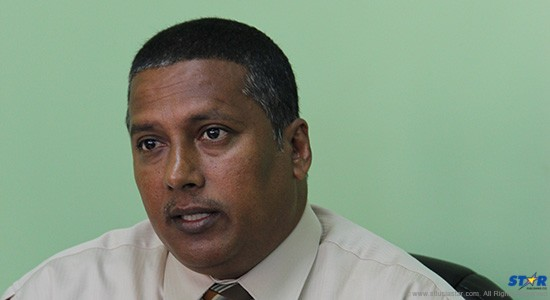 Castries Southest MP Guy Joseph: He claims an unelected senator is calling the shots in government?