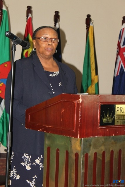 "Educator and Caricom Program Manager Dr. Morella Joseph:  Her speech at last year's ""Breaking the Silence"" rally highlighted alarming sexual behaviour statistics in the Caribbean."