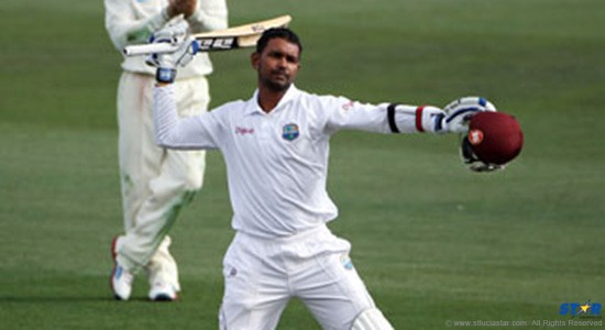 Denesh Ramdin will lead West Indies in the home series against New Zealand from June 8.