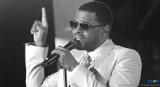 Maxwell: His star power as the headliner at the Saint Lucia Jazz & Arts Festival finale was diminished by an overpacked line-up on Sunday.