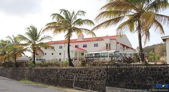 AIM-U in Beausejour, Gros-Islet: Are students at this medical institution  being targeted by thieves?
