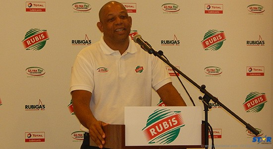 Rubis Country Representative Chad Etienne:  Saint Lucians can expect ultra low sulphur diesel in next 12 months.