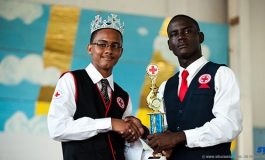 Mr and Miss Red Cross 2014