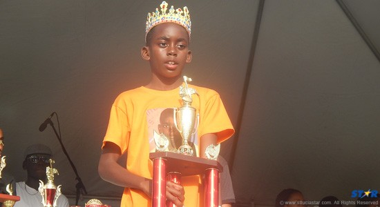 Primary School Calypso Monarch Mighty J comes from royal stock, as nephew of 1999 and 2006  winner, Bachelor.