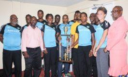 St Lucian athletes triumphant at OECS Senior Meet