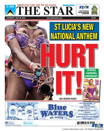 "The front that affronted? Did weekend STAR Newspaper stir up too much passion in our carnival loins, or did it ""Hurt it""?"