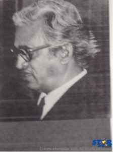 Former Governor General of Saint Lucia  Boswell Williams.