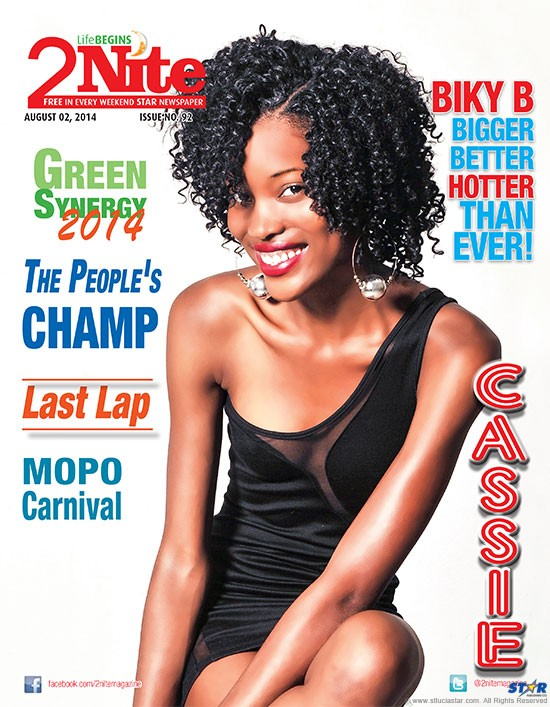 2nite Magazine Vol. 92 - August 9 , 2014