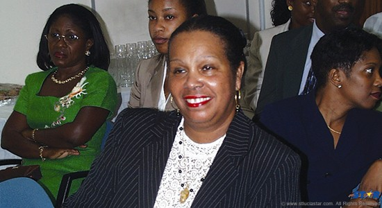 The late Madam Justice Suzie d'Auvergne has been credited for her work on the report of the Constitution Reform Commission.