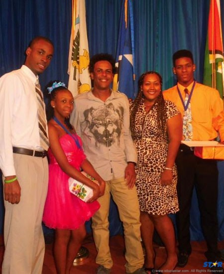 "Young Saint Lucian culinary stars Jana James and Yohance Cazaubon have represented their country well, receiving a special award for ""Best Use of Indigenous Ingredients"" and a Silver Medal for ""Overall Performance"" in the recently concluded Caribbean Junior Duelling Challenge competition held in Barbados.   The Soufriere Comprehensive Secondary School students built on the cooking momentum previously set at the Saint Lucia Hotel and Tourism Association (SLHTA) Chefs In Schools Cook-Off Competition, held in February where they outdid nine other participating schools.   Executive Vice President of the SLHTA Noorani Azeez said the two awards were undoubtedly a proud achievement for the young culinary ambassadors and for Saint Lucia, as the island continues to capitalize on the international culinary attention secured by the likes of Chef Nina Compton and Chef Edward Harris and the resulting encouragement to utilize local ingredients to create flavorsome dishes.   	The Caribbean Junior Duelling Challenge (CJDC) Competition was held from August 21 - 24, at the Culinary Arena in Barbados. This competition is an extension of the Barbados programme ""Junior Duelling Challenge"". It is a challenge for young career-building chefs which allows for competing countries to showcase their national foods as well their own mastered creations.   	In addition to the competition, the event included its first ever Caribbean Junior Culinary Conference, which featured presentations by keynote speakers, valued sponsors and informative demonstrations by international chefs. Saint Lucia's two Junior Chefs challenged six other Caribbean teams from Barbados, Bonaire, Dominica, Grenada, Guyana and St. Croix.. Bonaire emerged the overall champion.   	SLHTA Project Assistant, Mr. Wendel George coordinated the trip while a member of the 2014 Saint Lucia Culinary Team from Cap Maison, Chef Refer Leonce coached the young cooking champions. Food and Nutrition teacher for the Soufriere Comprehensive School, Ms. Macrina Joseph functioned as their chaperone. Throughout the six years of this competition, Saint Lucia has been a consistently challenging participant and has always delivered exceptional dishes with three victorious wins.   	This year, Saint Lucia has proudly received a Silver Medal and most excitingly a special award for Best Use of Indigenous Ingredients."