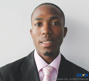 Linus Constantine: The aspiring youth leader who advocated for more opportunities for young people in Saint Lucia.