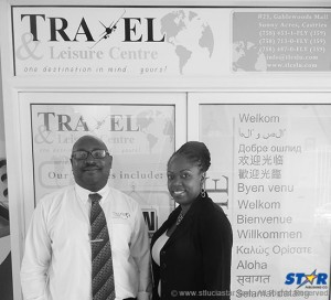 Adrian Popo and Bernice Jean opening new doors to travel made easy.