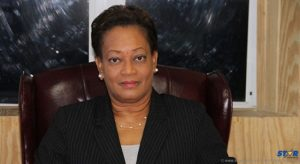 Lorraine Williams: The latest addition to the Eastern Caribbean Supreme Court.  Lorraine Williams.