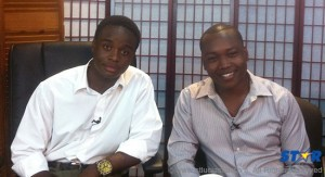 Lashawn and Dani, last week's guests on TALK: Little did they know that much would be made about their debut appearance.