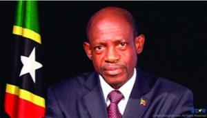 Prime Minister of St. Kitts & Nevis, Denzil Douglas