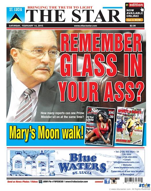 The Star Newspaper Saturday February 14, 2015