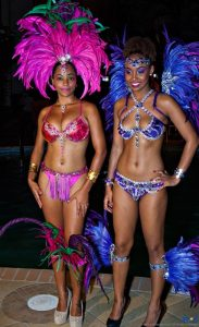 For carnival 2015 Toxik Nation goes Vogue.  (Photo Bill Mortley )