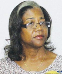 Embattled CSA President Mary Isaac.