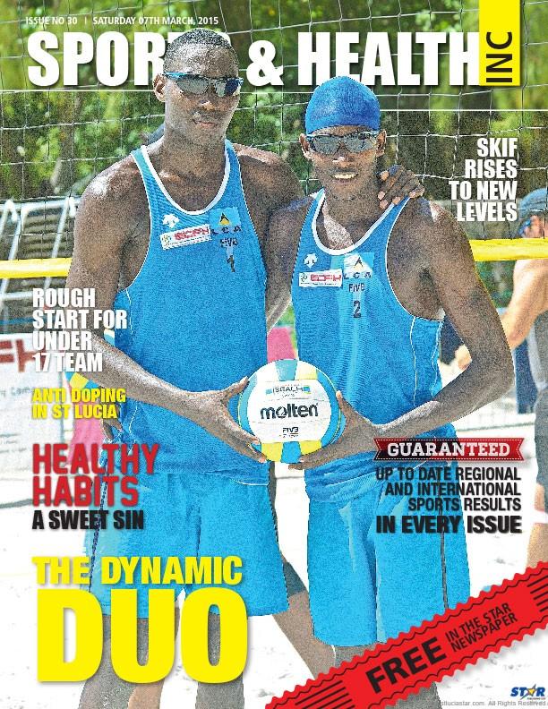 Sports & Health Inc 7th March 2015