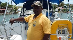 Local boat owner Charles Beausoliel cries foul.