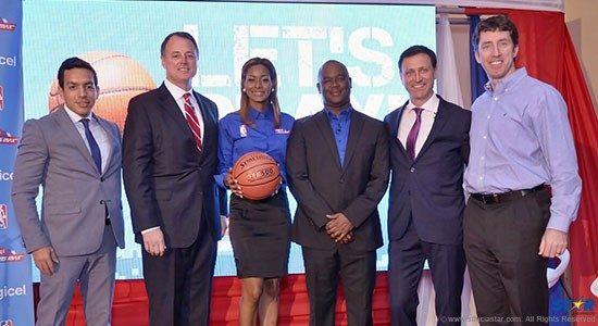 DIGICEL Seals NBA Deal.