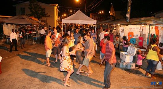 The fishing village of Anse La Raye will host jazz for the first time.