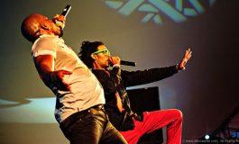 Soca Duo Kicking Up A Storm