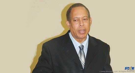 "Justice Minister Philip La Corbiniere: How ""charitable"" does he expect Saint Lucians to be?"