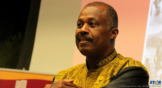 Chairman of CARICOM's reparation committee,  Sir Hilary Beckles.