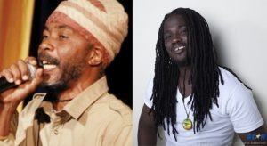 Left: The voice of the sufferer Meshach for  Emancipation Day Concert. Right: Singer I-Octane to bring positive vibes to August 1 event.