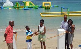 Splash Island Water Park Opens!