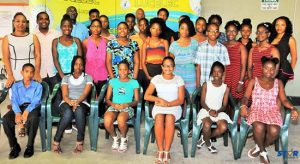 LUCELEC 2015 Scholarship Holders.