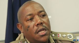 Acting Police Commissioner (Errol Alexander)
