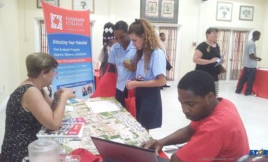Another Successful Canada Education Fair in St. Lucia