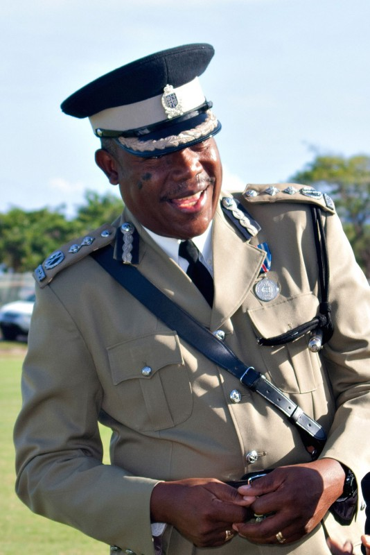 Where has Errol Alexander gone? Has the Acting Commissioner lost his voice to the DPP's thunder?
