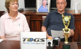 Fund launched to continue the legacy of deceased Saint Lucian-born sportsman Oliver Gobat