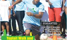 Sports & Health Magazine Inc. (Issue no. 65) - Saturday November 7th, 2015